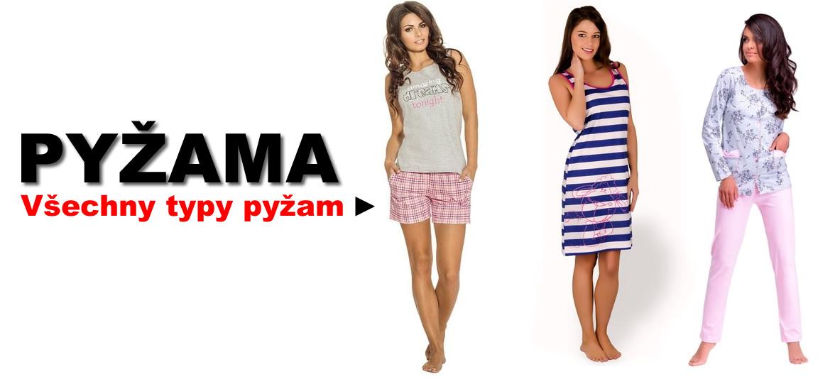 pyžama levně