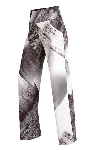 Litex Kalhoty dámské dlouhé. 50087 - tisk - L