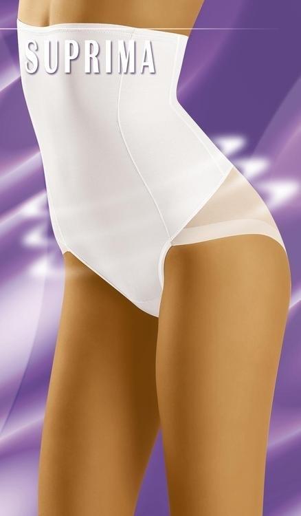 Wolbar Stahovací prádlo Suprima white - bílá - S