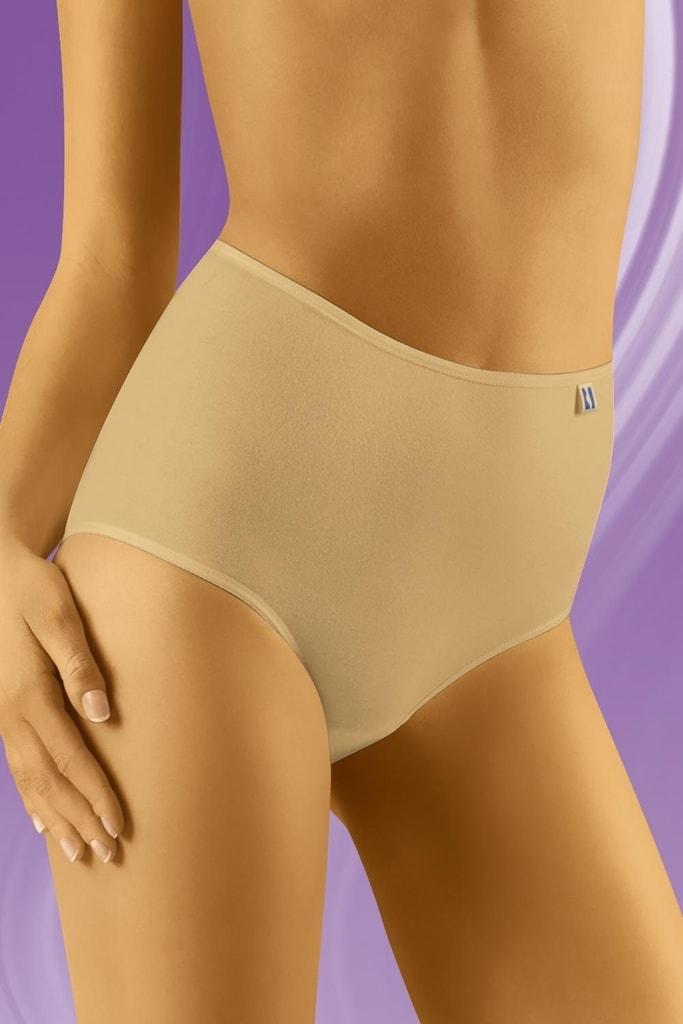 ef9b3e0e2b2 Dámské kalhotky TAHOO - Maxi beige · Dámské kalhotky TAHOO - Maxi beige