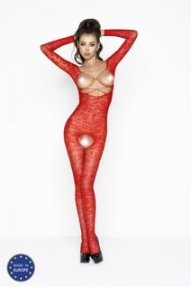 Bodystocking BS031 red