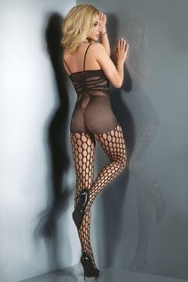Bodystocking Artemida black