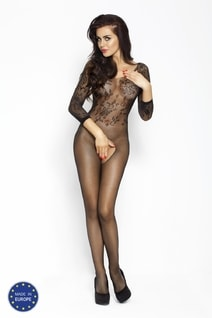 Bodystocking BS007 black