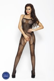 Bodystocking BS006 black