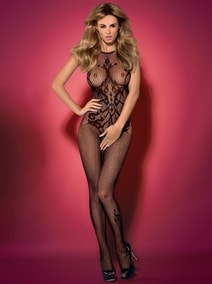 Výprodej Body  Bodystocking G308