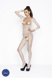 Bodystocking BS040 white