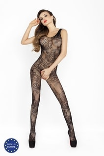 Bodystocking BS020 black