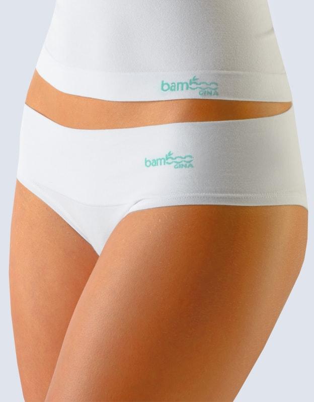 Bambusové francouzské kalhotky 04019P - Gina - BEXIS.cz 47863bcf32