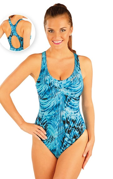 Jednodílné sportovní plavky 88403 - Litex - BEXIS.cz 2a4e5ef7c8