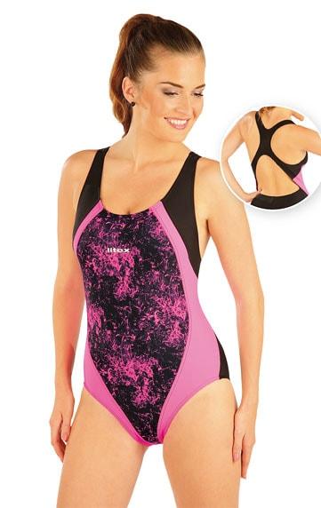 Jednodílné sportovní plavky. 93455 - Litex - BEXIS.cz 08a119c7ae