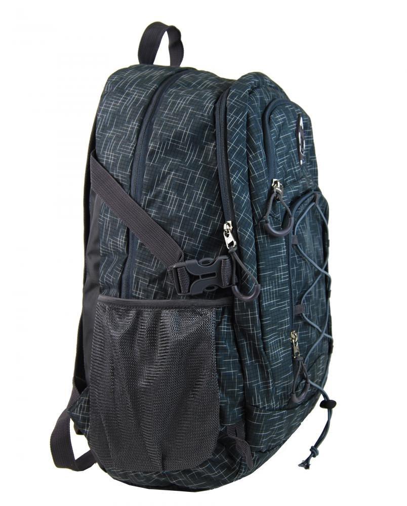 Velký batoh NEWBERRY do města   do školy HL0911 šedý - NewBerry ... 4eb0cbc9a9