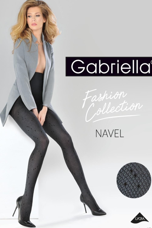 Dámské punčocháče 374 Navel melange - GABRIELLA - Bexis.sk d56ab1ee83