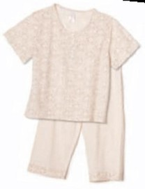Dámské bavlněné pyžamo O´MOI LOUISE