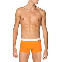 Pánské boxerky 6627 oranžová