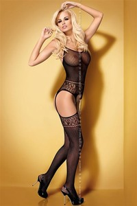 Výprodej Body  Bodystocking G307