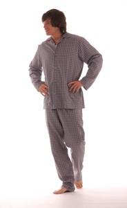 Pánské pyžamo Fred 68 01 kostka