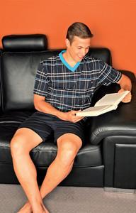 Pánské pyžamo PS 9186