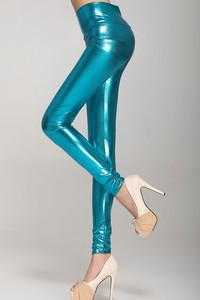 Legíny Metallic High d-leg01tu
