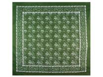 Bavlněný šátek kašmírový vzor Etex 70x70 cm