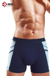 Boxerky MOBX 500-006 dark blue