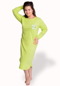 Dámská košile nadměrné velikosti Basia