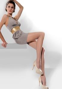 Punčocháče dámské klasik Miss 104 Gabriella