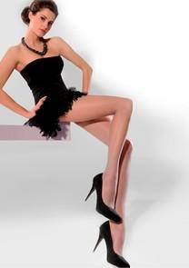 Punčocháče dámské klasik Miss 105 Gabriella