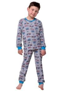 Dětské pyžamo s autíčky