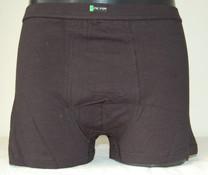 Pánské černé boxerky PS 4458