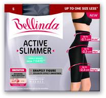 Bermudy ACTIVE SLIMMER high waist bermuda BU812504