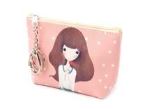 Dívčí peněženka 8,5x12,5 cm