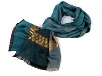 Hedvábný šátek 70x180 cm