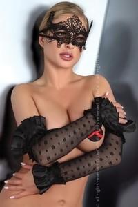 Erotická maska Mask model 2