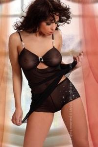 Erotická souprava Kasandra black