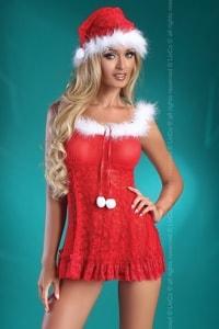 Vánoční kostým Christmas Bell