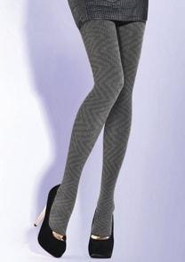 Punčocháče dámské vzor Cassie 395 Gabriella