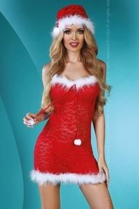 Vánoční kostým Christmas star
