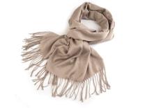 Šátek jednobarevný 65x185 cm