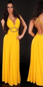 Elegantní dámské šaty in-sat1179ge