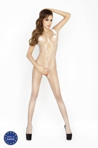 Bodystocking BS014 white