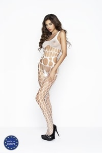 Bodystocking BS032 white