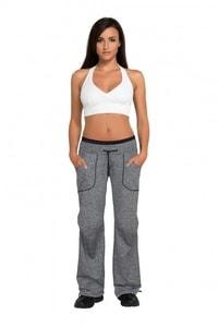 Fitness kalhoty Miranda melange