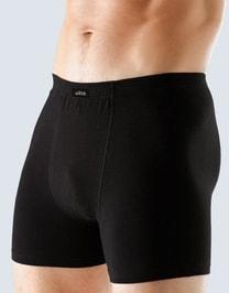Bavlněné boxerky s delší nohavičkou 74042P
