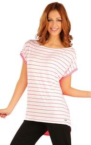 Dámské proužkované tričko 89301