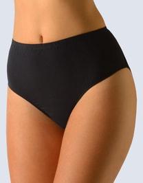 Dámské kalhotky klasické jednobarevné 11052P