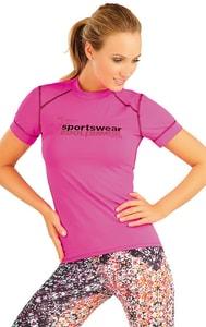 Tričko dámské s krátkým rukávem 86091