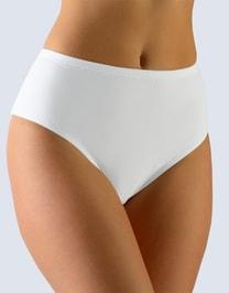 Klasické kalhotky větší velikosti hladké 11051P