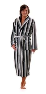 Pánský župan Adam 2130 šedý