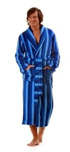 Pánský župan Adam 2130 modrý