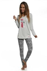 Dámské pyžamo 669/46 Giraffa